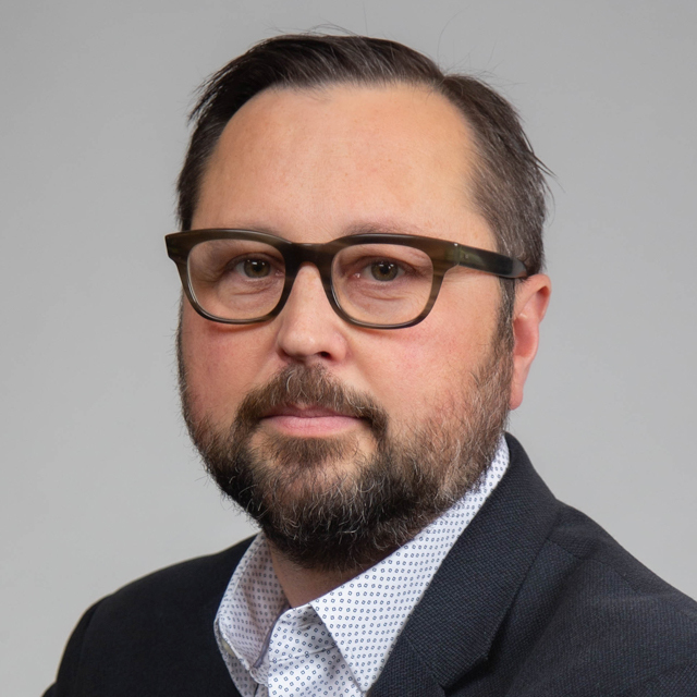 Professional portrait of Steve Romanyshyn, President and CEO of the Ontario Capital Growth Corporation
